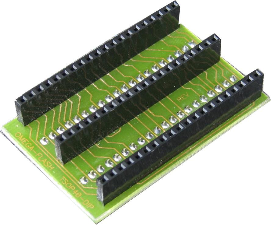 Предназначен для программатора omega flash
